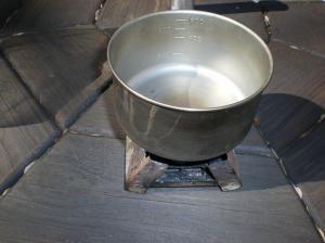 Esbit stove