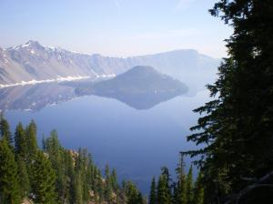 Crater Lake-Oregon