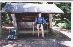 trail shelter Vermont