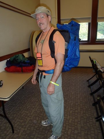 American Long Distance Hiking Association--Backpacks