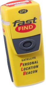 Personal Location Beacon for hikers